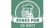 אגנס הוד השרון פאב Agnes Pub - מסעדה לאירועים