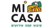 מי קאסה Mi Casa - מסעדה לאירועים